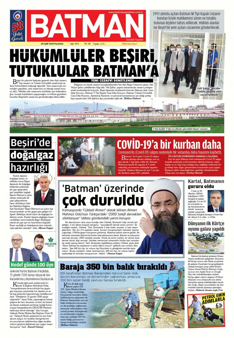Günlük Gazeteler