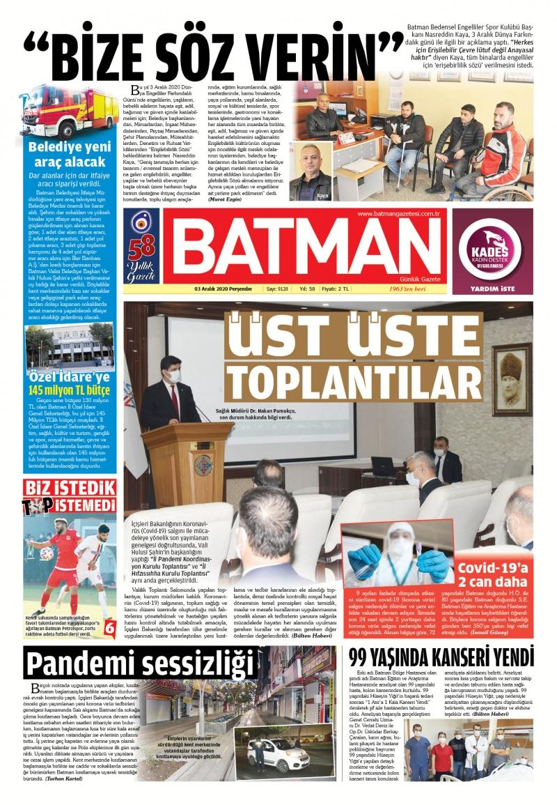 Günlük Gazetemiz