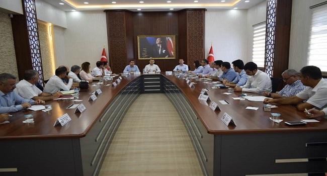 '100' Günlük Program' toplantısı