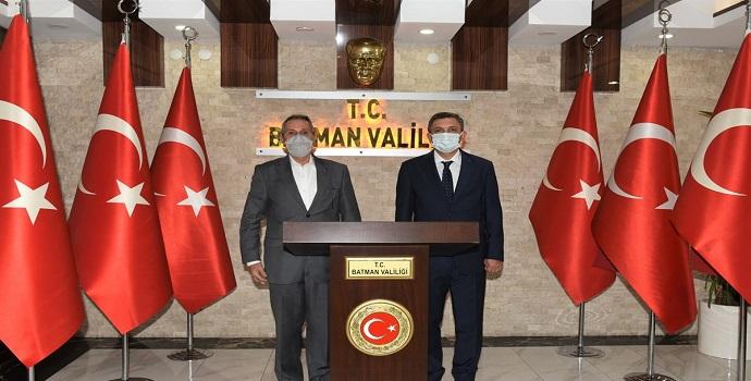 BAKANLIKTAN 'İZLEME HEYETİ' GELDİ