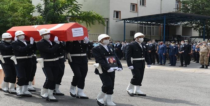 BATMAN'DA POLİS MEMURU VEFAT ETTİ