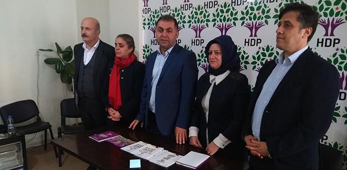 """HDP adayı Demir; """"Bizim için isim değil, mücadele önemli"""""""