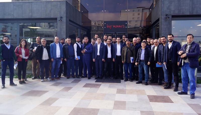 MÜSİAD Başkanı İraz: Bayrağı daha ileri taşıyacağız