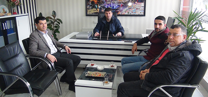 """Turizmci Aslan """"Batman Gazetesinin yeri farklı"""""""