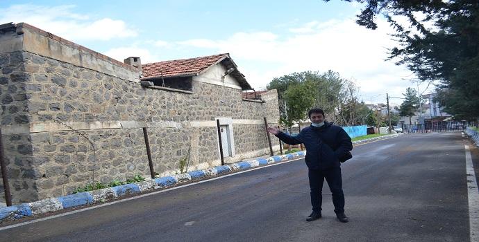 Türkiye'nin ilk ilçe cezaeviydi
