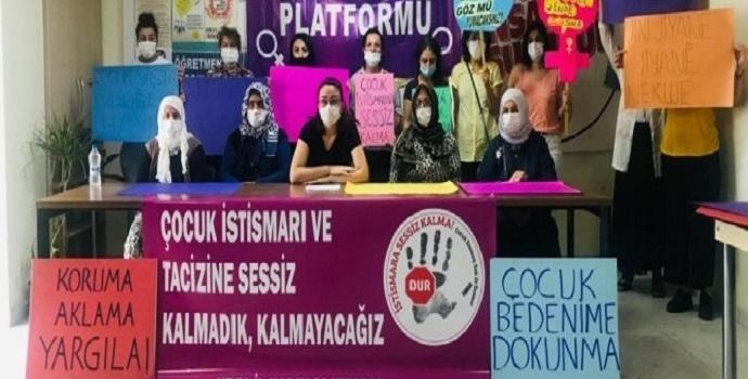 """HDP'Lİ KADINLAR; """"İSTANBUL SÖZLEŞMESİ UYGULANSIN!"""""""