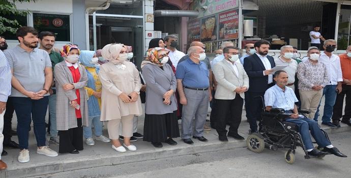 İDAMI PROTESTO ETTİLER
