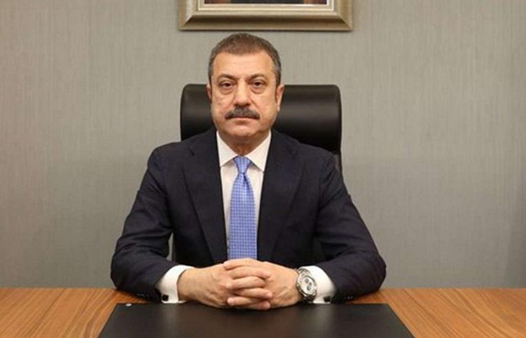 Merkez Bankası Başkanı Kavcıoğlu'ndan