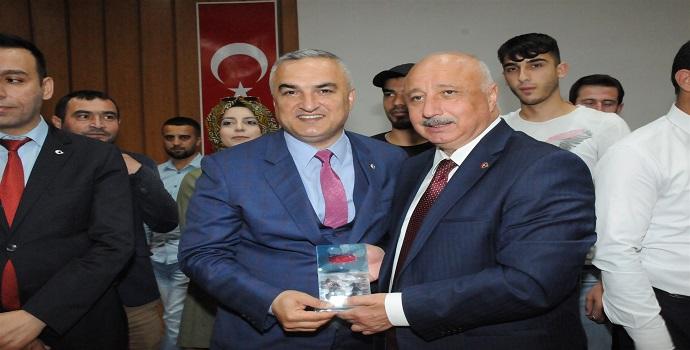 """""""TEKNOLOJİ GELİŞTİRME BÖLGESİ, SANAYİYE KATKI SUNACAK"""""""