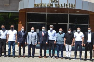 """""""11 FUTBOLCUYLA ANLAŞMA YAPTIK"""""""
