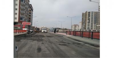 2 aylık asfalt niye kaldırıldı?