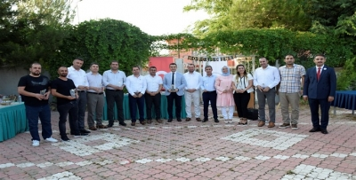'2. EĞİTİM ÖDÜLLERİ' SAHİPLERİNİ BULDU