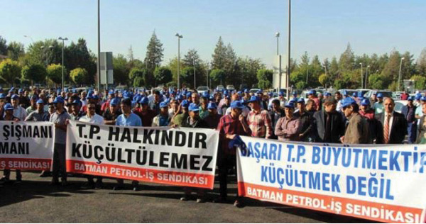 Petrol-İş: TP'de taşeronlaşma artacak