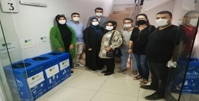 AK Parti'den 'sıfır atık' projesine destek