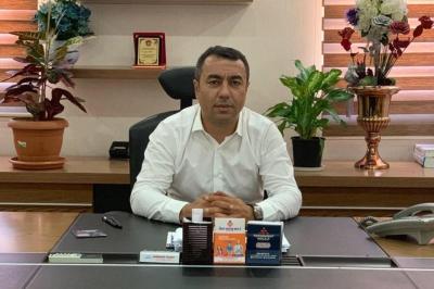 Başkan Eren, istifa gerekçesini açıkladı