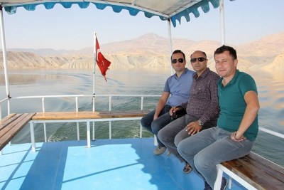 Burası Ilısu Barajı