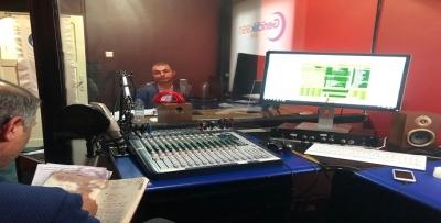 DEMİR, GENÇLİK FM'DEYDİ