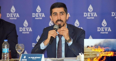 DEVA Partisi İl Başkanı Melik Müjdeci: Karar alıcılar görevini yapmıyor