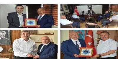 """""""ENERJİ ARAŞTIRMALARI MERKEZİ KURMAK İSTİYORUZ"""""""