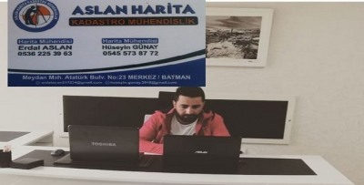 HARİTACILIK EMİN ELLERDE