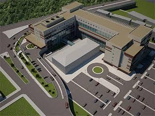 Hastane projesi ihalesi yapıldı