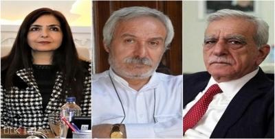 HDP'Lİ 3 BÜYÜKŞEHİR BELEDİYEYE KAYYUM ATANDI