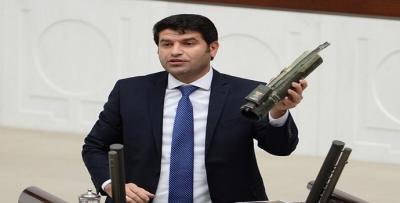 HDP'Lİ ASLAN'DAN HDP'YE SİTEM!