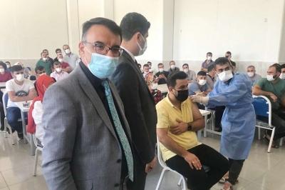 İŞKUR'dan aşı kampanyasına destek