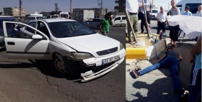 Kaza; 2 ağır yaralı