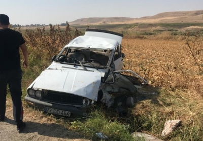 Kocalar'da kaza, 7 yaralı!