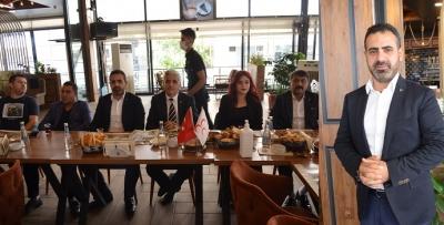 MHP Merkez İlçe'de Çetin dönemi