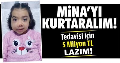MİNA'YI KURTARALIM!