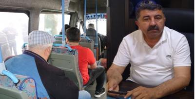 """""""Minibüs ücreti 4 TL olsun"""""""