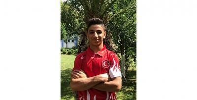 Muhammed Balkan şampiyonu oldu!