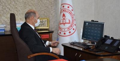 Okul Zümre Başkanları toplantıları devam ediyor