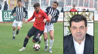 Petrolspor basın sözcüsü M.Emin Çelik; İNTİHAR GİBİDİR!