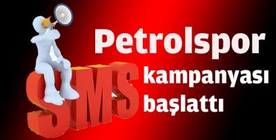 Petrolspor SMS kampanyası başlattı