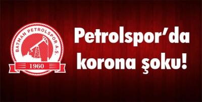 Petrolspor'da korona şoku!