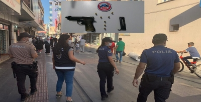 Polis, Onlarca Asayiş Olayını Aydınlattı