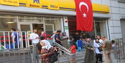 PTT'DEN ANLAMLI HİZMET