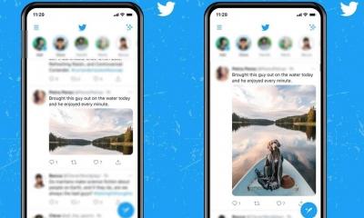Twitter, zaman çizelgesinde