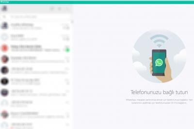 WhatsApp'tan masaüstü kullanımı için  iki yeni özellik