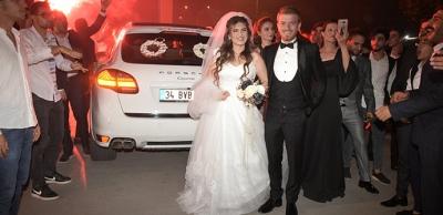 Yarasalar'ın düğünü!